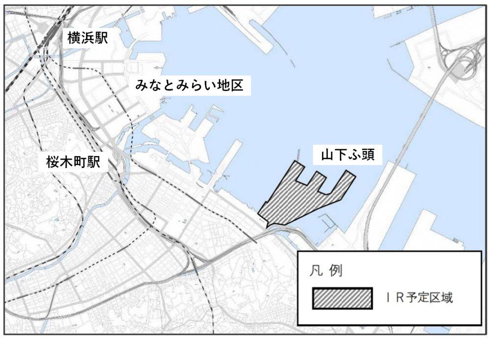横浜 市 ir