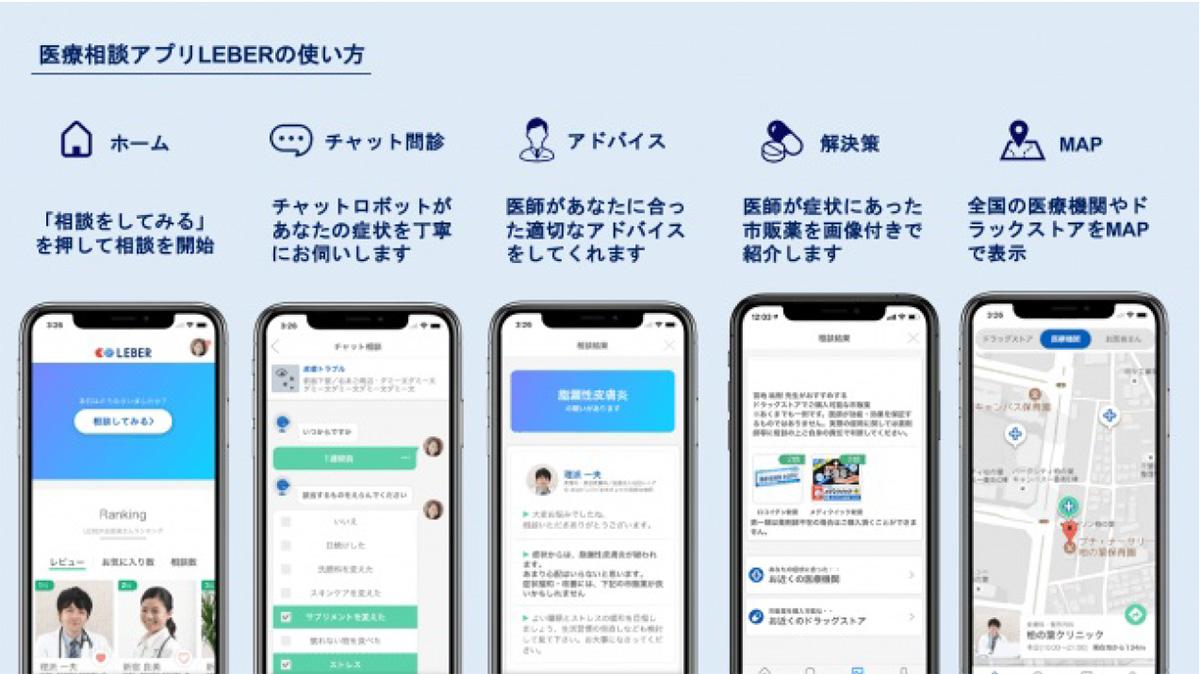 マップ アプリ コロナ