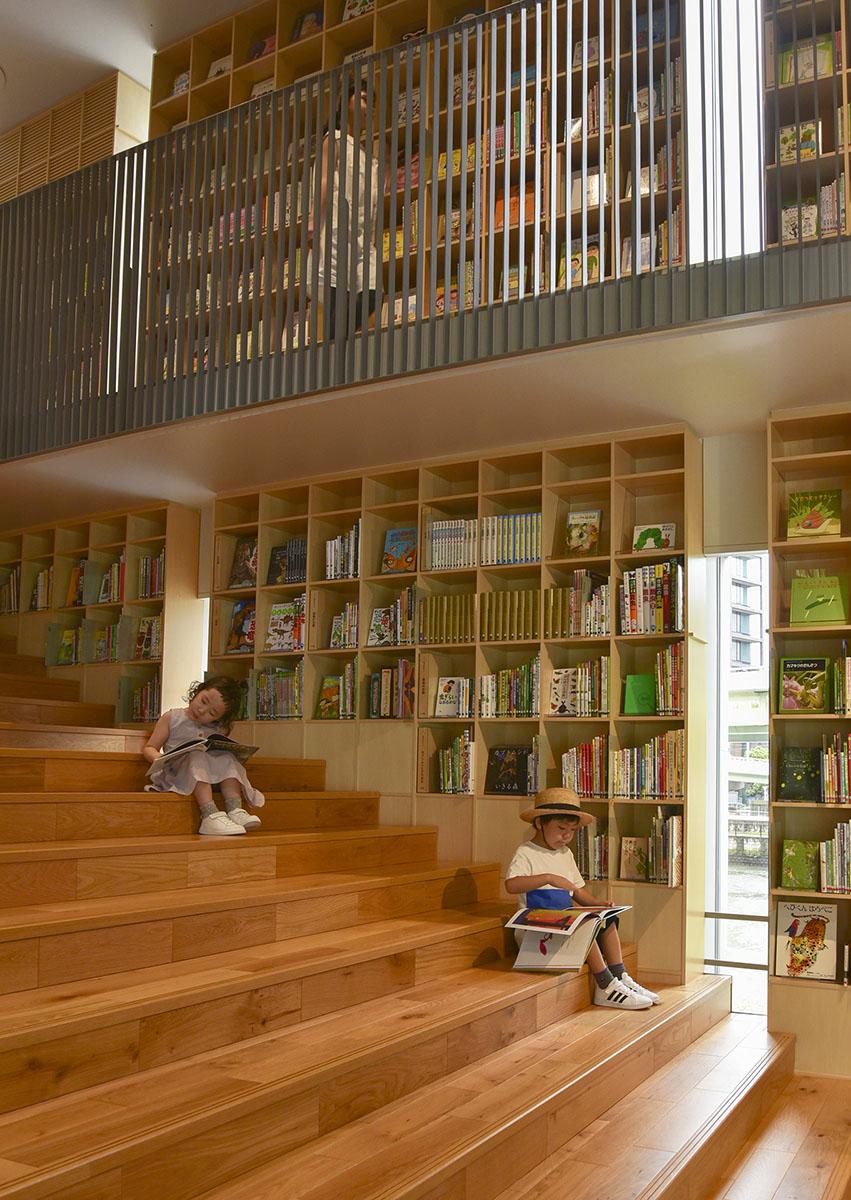 中之島 図書館 こども