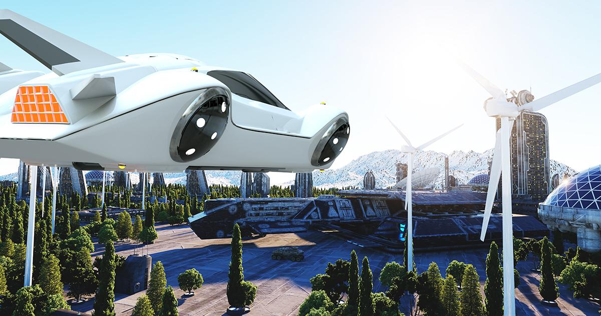 「どこへでもドアツードアで」 世界で開発進む 空飛ぶクルマ 未来コトハジメ